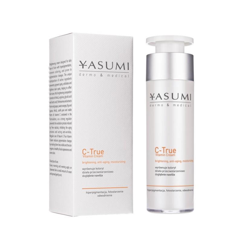 Krem z witaminą C - C-True Vitamin Cream