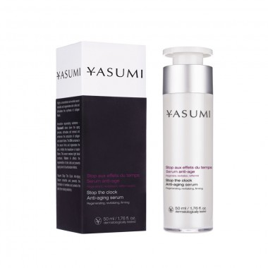 Serum przeciwzmarszczkowe 40+ - Stop The Clock Anti-Aging Serum