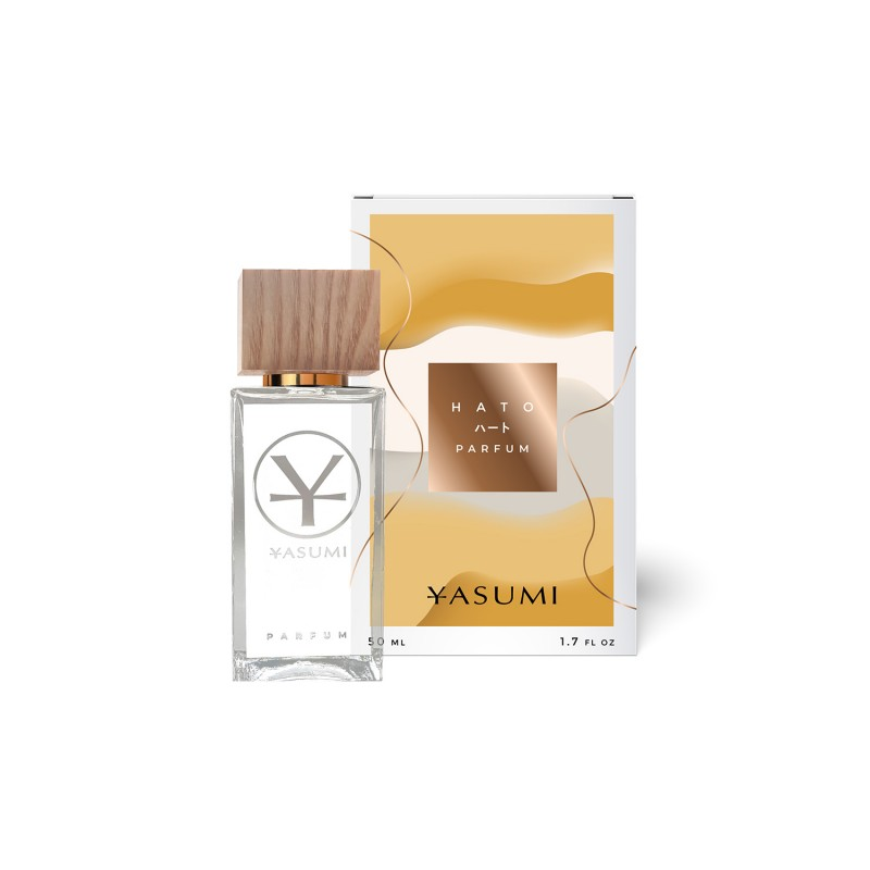 Perfumy Yasumi damskie HATO 50 ml