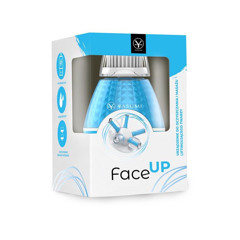 urządzenie do oczyszczania twarzy - yasumi face up
