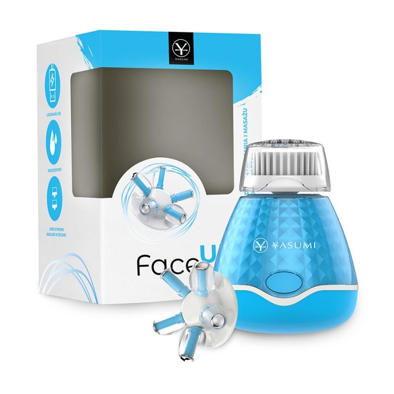 Urządzenie do oczyszczania i liftingu twarzy - Face up cleansing & lifting