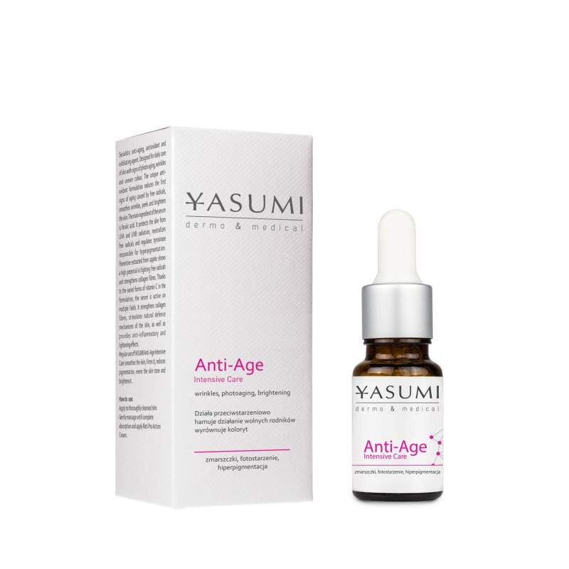 Serum z kwasem ferulowym i witaminą C - Anti Age Intensive Care