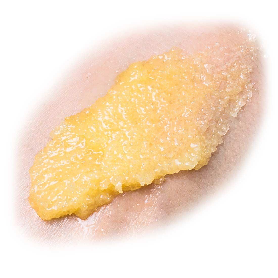 Cukrowy peeling do ciała z pomarańczą - Topaz Glamour